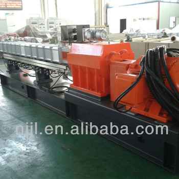 SHJ-65 twin screw water ring extruder