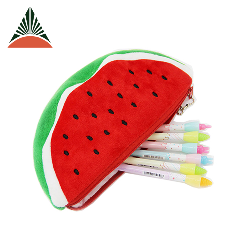 School Students Kids Pen Pencil Case Cosmetics Pouch Stationery Bag