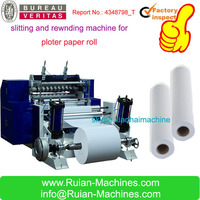 Carbon Paper Roll Plotter Paper Roll Thermal Cash Register Paper Roll slitting Machine