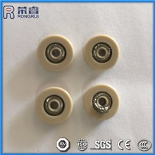 Brown color PTFE water valve spring loaded seals