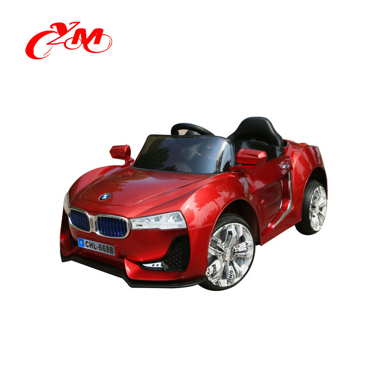 fashion cool model baby electric toy car with remote controlkids electric cars for 10