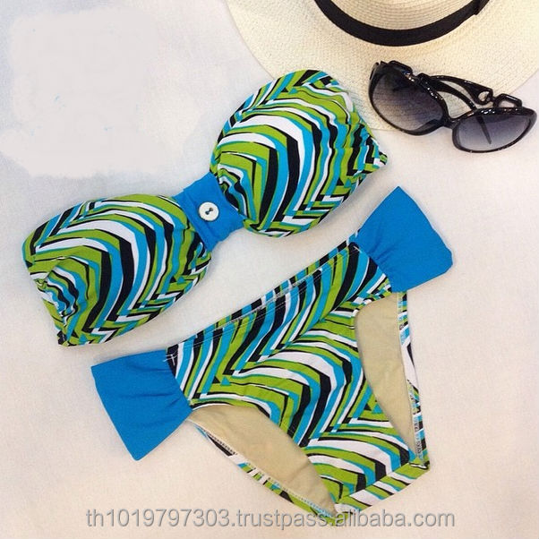 2014 top quality swimwear beach swimsuit bikini