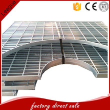 aluminum metal ductile iron tree grating with free sample