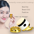 New design makeup tools auto magic puff vibration foundation puff