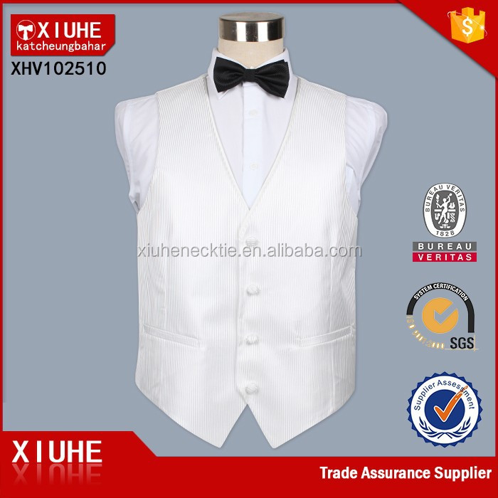 Exquisite Wedding Decoration Men's Waistcoat For Suit Set