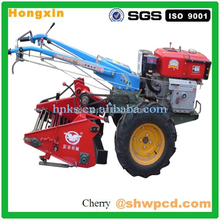 walking tractor driven potato harvester mini potato combine harvester