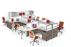 GL20 20mm office partition series