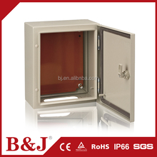B&J China Supplier Outdoor Electric Meter Box / Wall Mount Enclosure Distribution Box