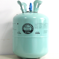Air conditioning refrigerant gas r134a