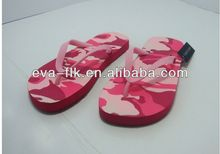 Hot selling teen slippers