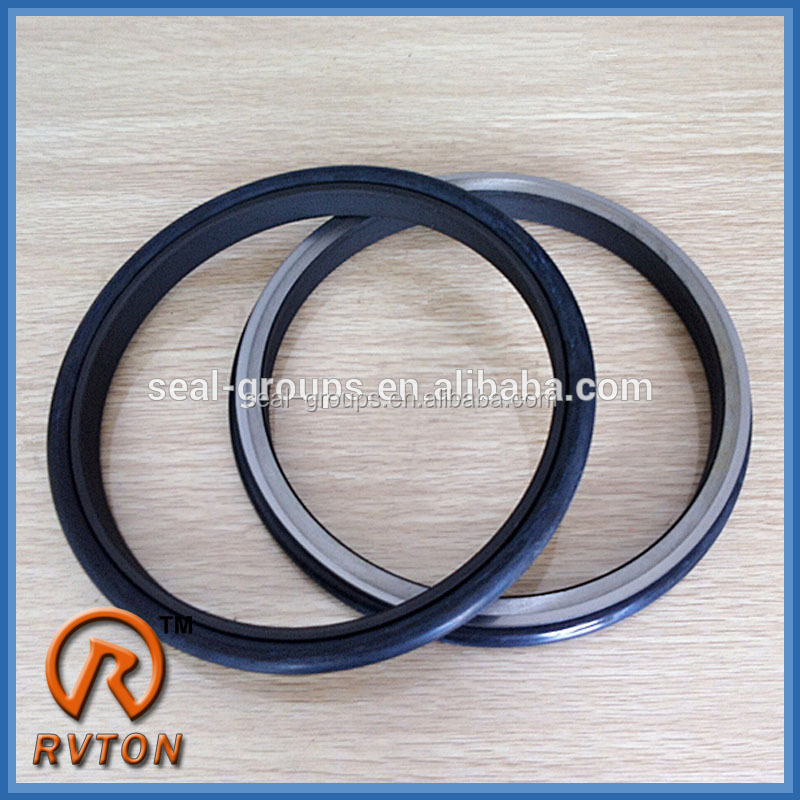 As Long Life Circle Double Lip Seal Truck Spare Parts For Excavator