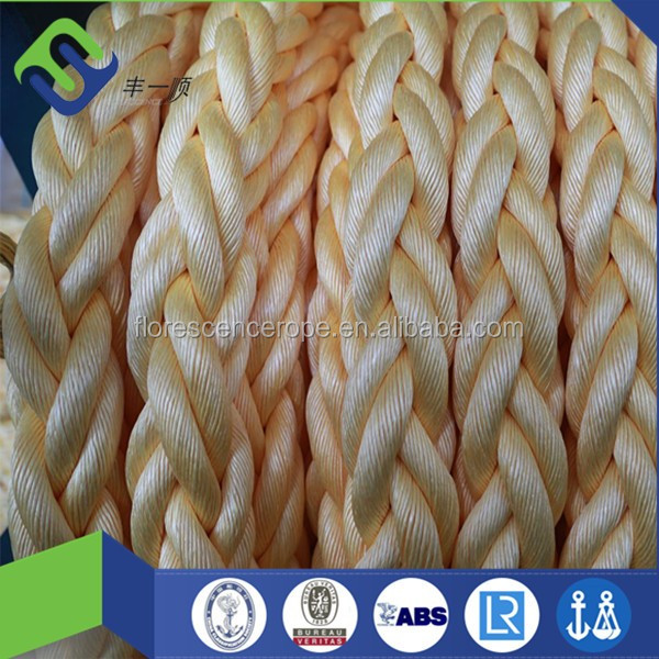 Wholesale Cheaper Price Polypropylene PP Braided Rope 48mm hot sale