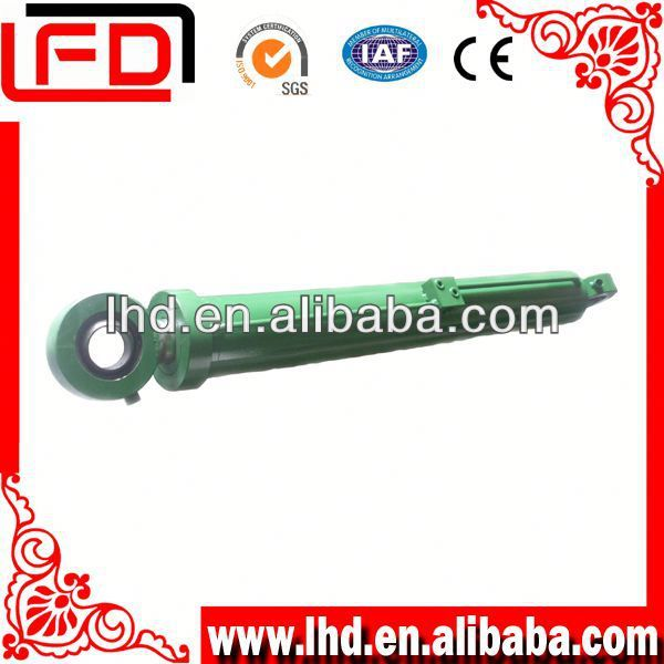 small hydraulic telescopic cylinder double acting