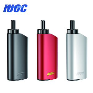 2018 IUOC Heat Not Burn Harm-reduced E Cig Electronic Cigarette Device Kit