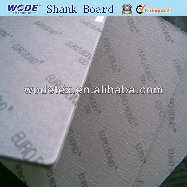 EuroTex Insole And Shank Board for Shoe Materials