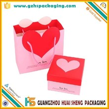 Fashion T-shirt box sweet Valentine's day gift packaging, birthday gift packing