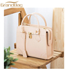 classic design saffiano leather women pouch bag fashion hand bag / handbags