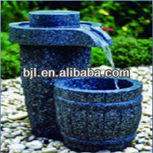 stone fountain outdoor water feature antique outdoor water fountain granite garden pots