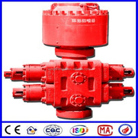 Red Hydraulic Well Control Blowout Preventer Annular BOP