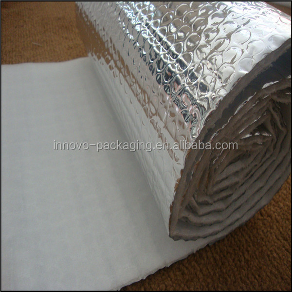 Thermal insulation material roof heat reflective material roof wall floor EPE aluminum film