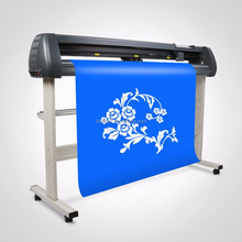 "53"" Vinyl Cutter Sign Cutting Plotter w/ Artcut Pro Software Design Cut 3 Blades"