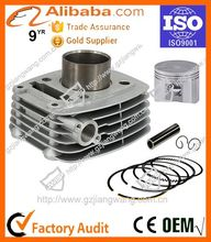 China Manufacture Piston Cylinder Kit bajaj pulsar 150 cc 57mm