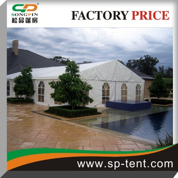 15x30m 300 people disaster relief tent refugee tent Party Marquee Tent Wholesale Prices
