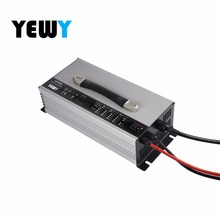 UY2500 18650 Battery Pack chargers 96V 18A 19A Battery Charger of Li-ion for Car