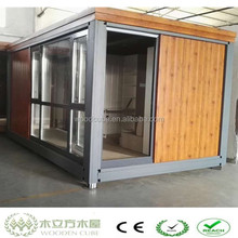WPC bunk house container