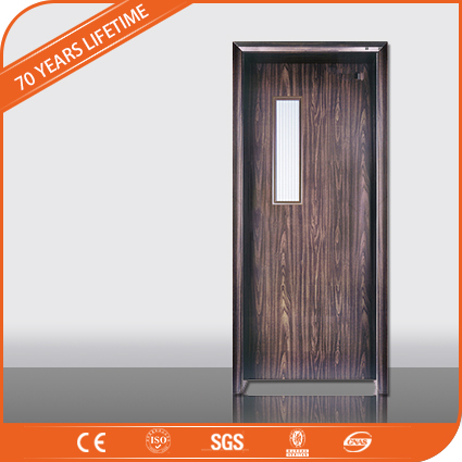 Hot Sale Absolutely Water Proof Modern Front WPC Room Door