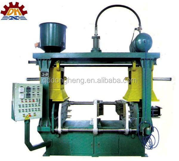 Sand Making Equipment,Shell Core Shooter/Shell Core Shooting Machine for Core Casting