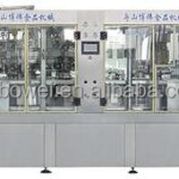 Small Carbonated Drink Filling Machine With