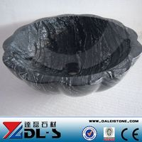 Natural stone marble ancient wood sink wash basin high polished price,natural decorative stone