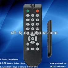 Simple function universal thomson tv remote control in good price