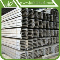 i beam galvanized steel/I beam steel/ipe steel beam