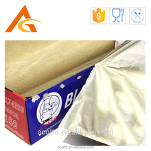customer determined size food grade large rolls of aluminum foil