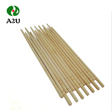Disposable Biodegradable Wooden/Bamboo Round Chopsticks For Sale