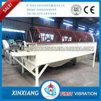 China professional sand rotary screen separator for sale