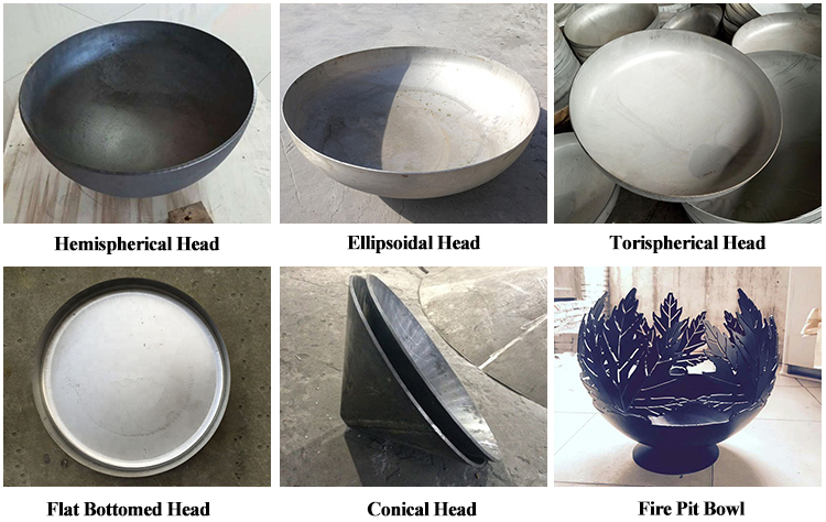 ellipsoidal head