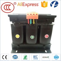 High quality low cost three phase step down &up second-hand transformers