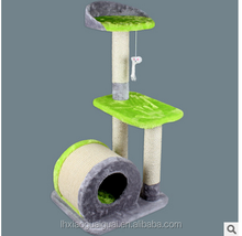 Wholesale new knitted cat tree house at good price