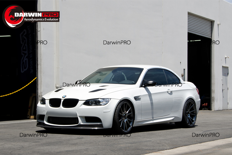 Carbon Fiber Trunk Lip For 10-12 BMW E92 Coupe only Rear trunk