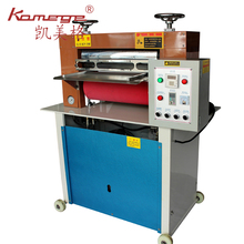 XD-112 Leather Temperature Roller Hydraulic Ironing Polishing Machine