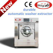 100KG large capacity Stainless steel 304 industrial washing machine for hotel & hospital & laundry shop clothes