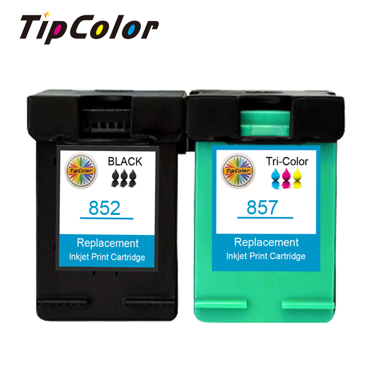 Compatible HP Deskjet C8765Z C9363 852 857 Ink cartridge