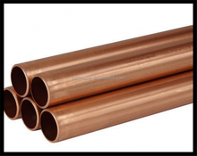 ASTM B88 air conditional type L K M copper pipe tube