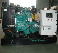 Best Price 30kw Green Power Generator With Cummins Engine