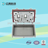 2013 new products, China suppliers high gain catv amplifier