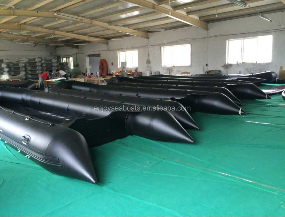 Mini inflatable boat with outboard motor fishing boat for for Inflatable fishing boats for sale
