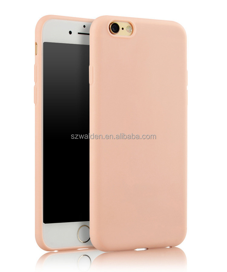 2016 the most fashionable color case for iphone 7 case tpu